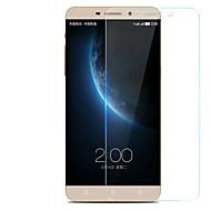 olcso Képernyő védők-Képernyővédő fólia Huawei mert Huawei P8 Lite Edzett üveg 1 db High Definition (HD)