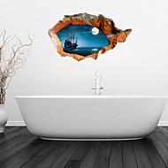 お買い得  -ステッカー&テープ ブティック PVC 1個 - 浴室 その他のバスルームアクセサリー