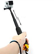 お買い得  スポーツカメラ & GoPro 用アクセサリー-Telescopic Pole ハンドグリップ 一脚 取付方法 ために アクションカメラ Gopro 5 Gopro 4 Session Gopro 4 Gopro 3 Gopro 3+ Gopro 2 Gopro 1 Sport DV Gopro 3/2/1 ABS メタル