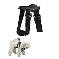 GoPro犬用チェストマウントハーネス 取付方法 ために アクションカメラ Gopro 5 Gopro 4 Gopro 3 Gopro 3+ Gopro 2