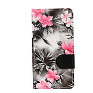 til huawei p9 y560 blomster pu læder taske huawei ære 5x tasker / covers til huawei