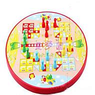 저렴한 -조립식 블럭 보드 게임 체스 게임 1 pcs 호환 Legoing 노블티 클래식&타임레스 남아 여아 장난감 선물 / 나무 / 교육용 장난감