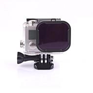 お買い得  スポーツカメラ & GoPro 用アクセサリー-アクセサリー ダイブフィルター 高品質 ために アクションカメラ Gopro 5 Gopro 3 Gopro 3+ Gopro 2 Sport DV 潜水 サーフィン ボート遊び カヤック ウェイクボード