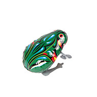 cheap Classic Toys-Wind-up Toy Toys Novelty Frog Iron Metal Vintage 1 Pieces Children's Boys' Girls' Birthday Children's Day Gift