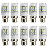 B22 Bombillas LED de Mazorca T 27 SMD 5730 280 lm Blanco Cálido Blanco Fresco K Decorativa AC 85-265 V