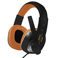 中性生成物 GS-M995 ヘッドホン(ヘッドバンド型)Forメディアプレーヤー/タブレット / 携帯電話 / コンピュータWithマイク付き / DJ / ボリュームコントロール / ゲーム / スポーツ / ノイズキャンセ / Hi-Fi / 監視