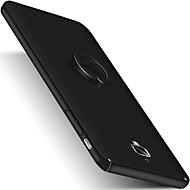 お買い得  携帯電話ケース-ケース 用途 OnePlus ワンプラス3 スタンド付き バンカーリング つや消し バックカバー 純色 ハード PC のために One Plus 3 One Plus 3T OnePlus