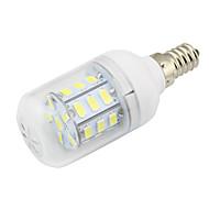 お買い得  LED コーン型電球-2W 480lm E14 LEDコーン型電球 T 27 LEDビーズ SMD 5730 装飾用 温白色 クールホワイト 110-130V