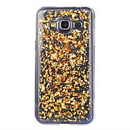 お買い得  Samsung 用 ケース/カバー-ケース 用途 Samsung Galaxy 耐埃 バックカバー 純色 ソフト TPU のために J5 J3 J2