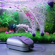 أحواض السمك مضخات الهواء بدون صوت دليل التحكم في درجة الحرارة بلاستيك AC 220-240V