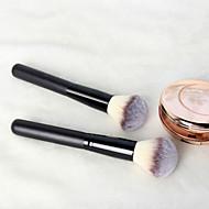 abordables Maquillaje y manicura-1pcs Pinceles de maquillaje Profesional Cepillo para Colorete / Cepillo para Polvos Pincel de Nylon Portátil / Viaje / Ecológica Madera