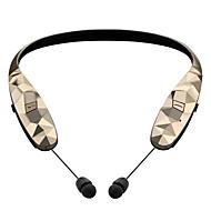 JTX GM-HBS100 ワイヤレスイヤホンForメディアプレーヤー/タブレット 携帯電話 コンピュータWithマイク付き DJ ボリュームコントロール ゲーム スポーツ ノイズキャンセ Hi-Fi Bluetooth