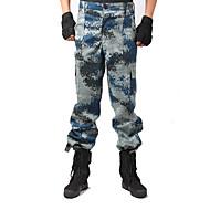 Hombre Mujer Unisex Pantalones de caza con camuflaje Listo para vestir Materiales Ligeros camuflaje Prendas de abajo para Caza S M L XL