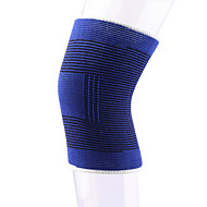 Knee Brace Sports Support Joint support Thermal / Warm Windproof Eases pain Basketball Baseball Camping & Hiking Fitness Running Blue