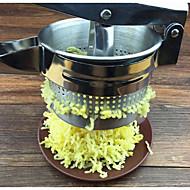 お買い得  キッチン用小物-キッチンツール ステンレス鋼 クリエイティブキッチンガジェット マニュアルジューサー 調理器具のための 1個