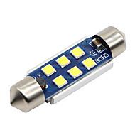4x-new-2017-festoon-41mm-6-smd-3030-cnabus-white-led-car-dome-light-lamp-bulbs-3021-6428-de3175 12-24v