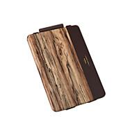 Για Ανοιγόμενη Με σχέδια tok Πλήρης κάλυψη tok Νερά ξύλου Σκληρή Συνθετικό δέρμα για Apple iPad Pro 9.7 ''
