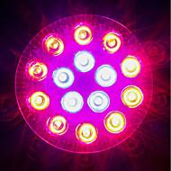 Χαμηλού Κόστους Φώτα για Καλλιέργειες-1620-1800 lm E27 Καλλιέργεια λαμπτήρων 18 leds LED Υψηλης Ισχύος Κόκκινο Μπλε AC 85-265V