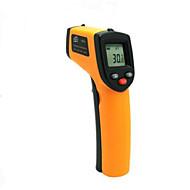 abordables Termómetros-Gm320 mano infrarrojo inteligente temperatura de medición