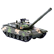 cheap Toys & Hobbies-Toy Cars Toys Military Vehicle Toys Retractable Tank Metal Alloy Plastic Metal Classic & Timeless Chic & Modern 1 Pieces Boys' Girls'