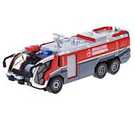 لعبة سيارات ألعاب سيارة الإطفاء ألعاب قابل للسحب شاحنة ABS بلاستيك معدن كلاسيكي & خالد أنيقة & حديثة قطع صبيان فتيات كريسماس عيد الميلاد