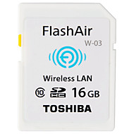 billige -Toshiba 16GB Wifi SD-kort minnekort Class10 Flash air
