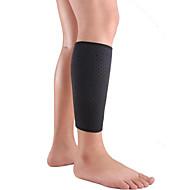 preiswerte -Wadenband Sport unterstützen Lindert Schmerzen Schützend Einstellbar Thermal / Warm Camping & Wandern Radfahren / Fahrrad Laufen Schwarz