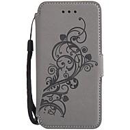 Кейс для Назначение SSamsung Galaxy S7 edge S7 Бумажник для карт Кошелек со стендом Флип Рельефный Чехол С сердцем Твердый Искусственная