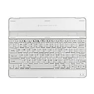 teclado de aluminio ultrafino del bluetooth para el ipad 2/3/4 ipad teclados