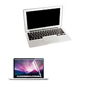 """お買い得  Mac 用スクリーンプロテクター-スクリーンプロテクター Apple のために 新MacBook Pro 13"""" PET 1枚 超薄型"""