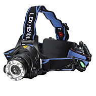 U'King Headlamps LED 2000 Lumens 3 Mode Cree XM-L T6 Batteries not included Adjustable Focus Easy Carrying High Power Multifunction