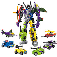 Robot Toys Toys Warrior Machine Robot Transformable Boys' Girls' Boys Pieces