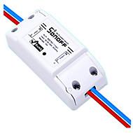 Недорогие Интеллектуальные коммутаторы-10a / 2200w мобильный телефон remotewifi таймер беспроводной пульт дистанционного управления