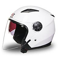 ハーフヘルメット 曇り止め 高通気性 オートバイのヘルメット