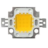 preiswerte -SENCART 850-900 lm LED Chip 1 Leds COB Dekorativ Warmes Weiß Kühles Weiß DC 24V DC 12V