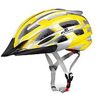 preiswerte -KUYOU Fahrradhelm ASTM Radsport 24 Öffnungen One Piece Sport Bergradfahren Straßenradfahren Freizeit-Radfahren Radsport Wandern Klettern