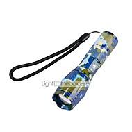 U'King Lampes Torches LED LED 2000 lm 5 Mode Cree XM-L T6 Fonction Zoom Faisceau Ajustable Camping/Randonnée/Spéléologie Usage quotidien