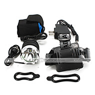 preiswerte Taschenlampen, Laternen & Lichter-2000 lm Stirnlampen LED 3 Modus - U'King Hohe Kraft / Einfach zu tragen / Multifunktion