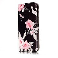 Case For Samsung Galaxy S8 / S7 edge Wallet / Card Holder / with Stand Full Body Cases Flower Hard PU Leather for S8 / S7 edge / S7