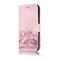 Для Кошелек Бумажник для карт со стендом Флип С узором Кейс для Чехол Кейс для Мрамор Твердый Искусственная кожа для SamsungA3 (2017) A5