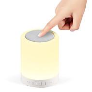 Недорогие Интеллектуальные огни-s17 портативный умный светильник с динамиком и несколькими светлыми цветами