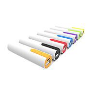abordables Baterías Externas-Para Batería externa del banco de potencia 5 V Para # Para Cargador de batería Corriente con Ajuste Automático / Batería Reemplazable LED