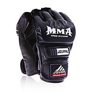 Luvas de Box Luvas de MMA Luvas de Box Pro para Taekwondo Boxe Mixed Martial Arts (MMA) Muay Thai Kick Boxing Karatê Sem Dedo Respirável