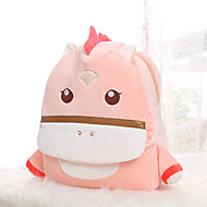 cheap Toys & Hobbies-CREATIVES Stuffed Toys Backpack Toys Hippo Animal Cartoon Design Children's 1 Pieces