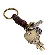 お買い得  おもちゃ & ホビーアクセサリー-Key Chain Key Chain メタル ヴィンテージ / レトロ風 1 pcs 小品 男女兼用 ギフト