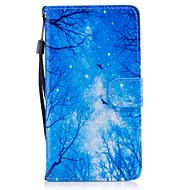 Кейс для Назначение SSamsung Galaxy J5 (2016) Кошелек Бумажник для карт со стендом Флип Магнитный С узором Чехол дерево Твердый