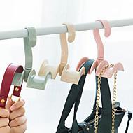 360 Degree Rotating Hat Bag Tie Hook