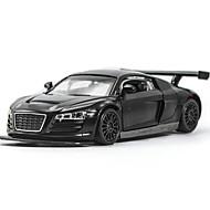 voordelige -Gegoten voertuigen Terugtrekvoertuigen Speelgoedauto's Racewagen Speeltjes Speeltjes Metaallegering Metaal Stuks Niet gespecificeerd