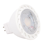 5W GU5.3(MR16) Spot LED MR16 6 SMD 2835 430-450 lm Blanc Chaud Blanc Froid K Intensité Réglable V