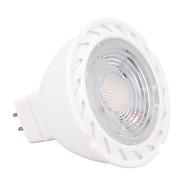 5W GU5.3(MR16) Faretti LED MR16 6 SMD 2835 430-450 lm Bianco caldo Luce fredda K Oscurabile V
